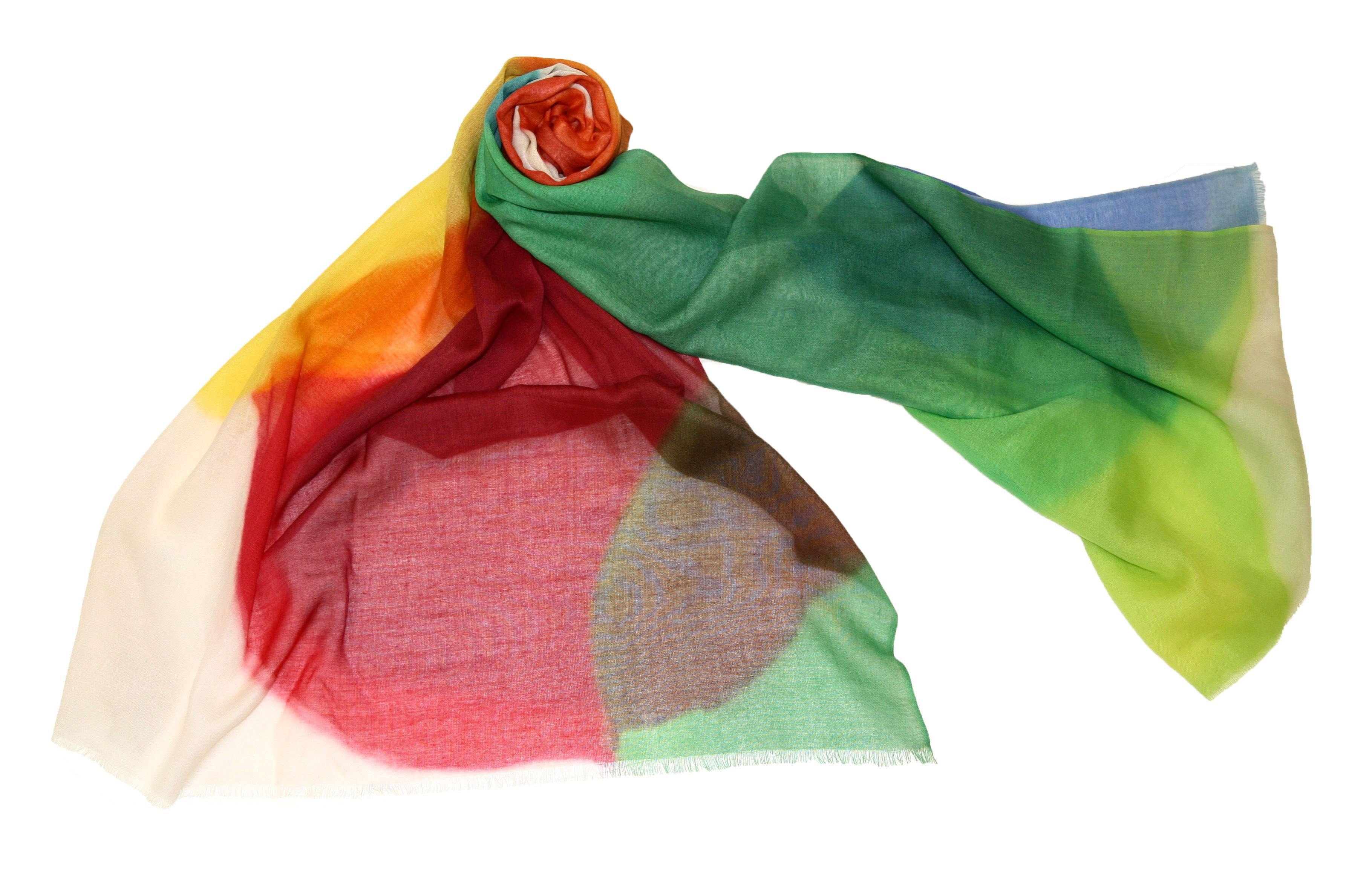 Anjali scarf Farida Hughes