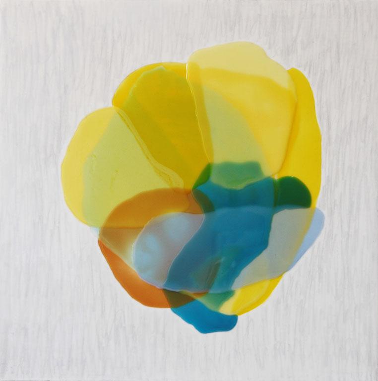 Painting by Farida Hughes